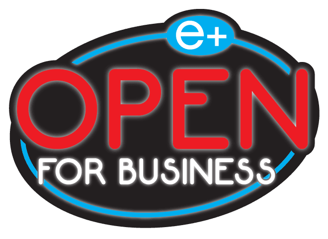Open for Business Website